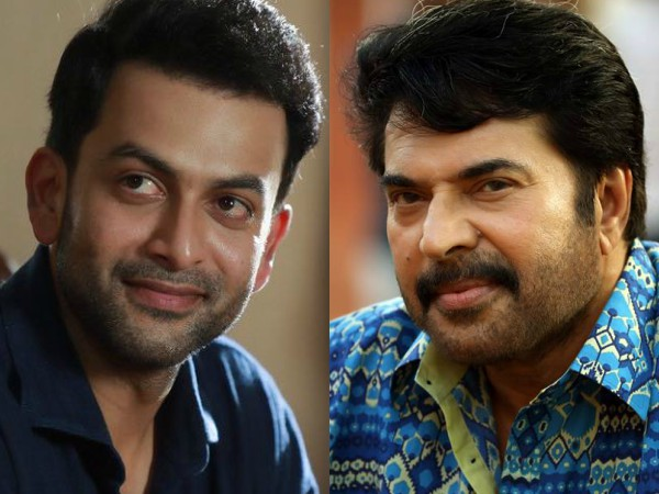 RUMOUR HAS IT! Mammootty & Prithviraj Back Together?