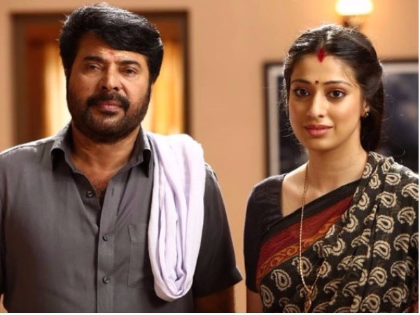 Mammootty & Raai Laxmi Back  Together?