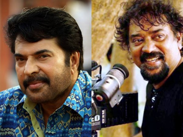 WOW! Santosh Sivan To Direct A Mammootty Movie?