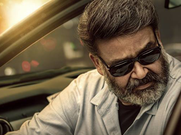 Mohanlal's Villain Sets A Record With Satellight Rights!