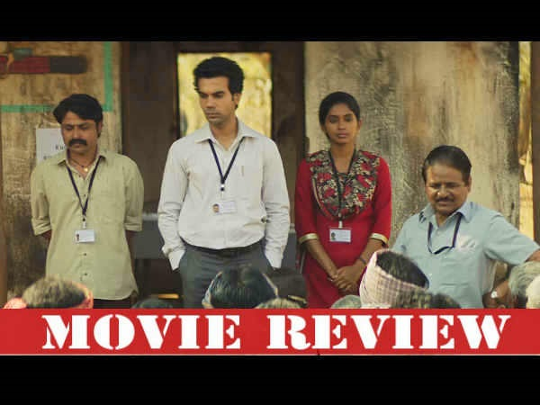Newton Movie Review: This Rajkummar Rao Starrer Tells You Why Democracy Isn't Just Booth & Buttons!