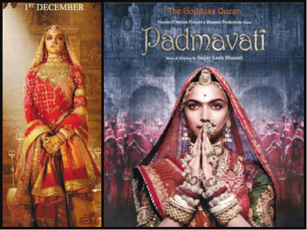 PADMAVATI FIRST LOOK IS OUT! Deepika Padukone Looks UNEXPECTEDLY DIFFERENT In Her Regal Avatar [Pic]