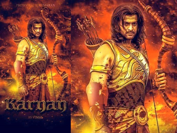 Prithviraj's Karnan: What Happened To The Project?