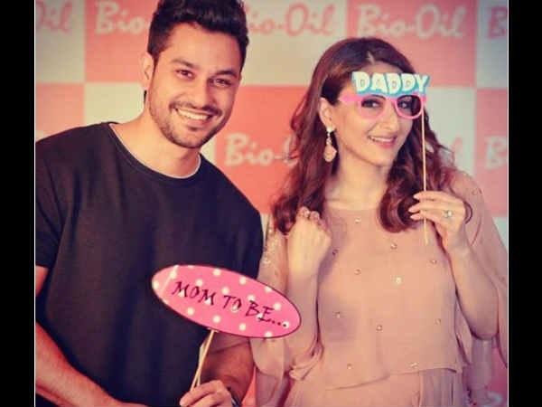 Soha Ali Khan and Kunal Kemmu become proud parents to a baby girl