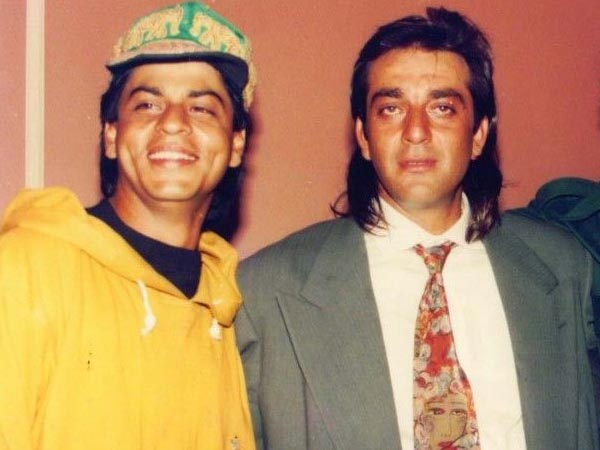 FLASHBACK! When Shahrukh Khan Was In BIG TROUBLE & Asked For Sanjay Dutt's Help!