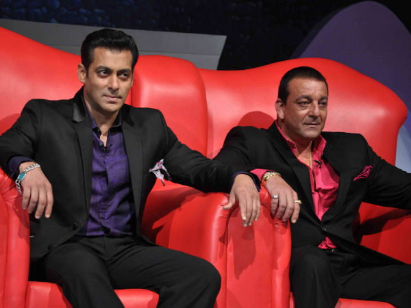 WHAT PATCH-UP? Sanjay Dutt Still Holds A Grudge Against Salman Khan?