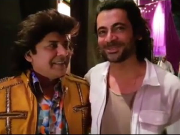 Is Sunil Grover Making His Comeback With Krushna Abhishek & Sudesh Lehri's The Drama Company?