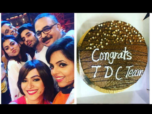 Krushna Abhishek's Show The Drama Company Gets An Extension; The Team Celebrates