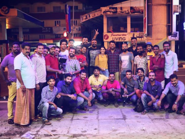 Tovino Thomas-Aashiq Abu Wrap Up Mayanadhi