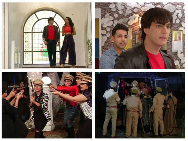 Yeh Rishta Kya Kehlata Hai Spoiler: Kriti's Hen Party & Naksh's Bachelor Party Turn Into A Mess!