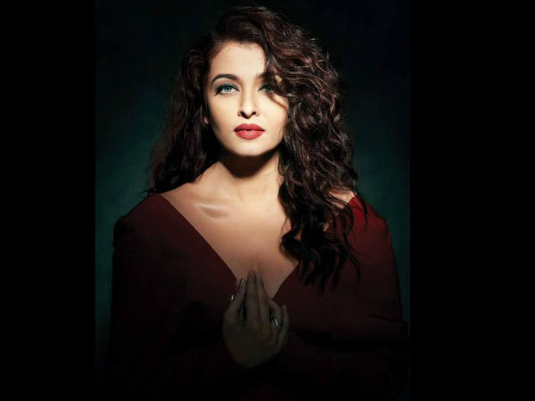 Was Aishwarya Not The First Choice Of The Film?