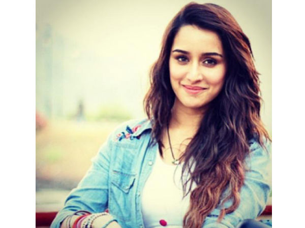 Shraddha's Excitement