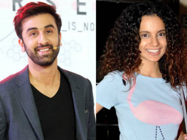 In 2016, Ranbir Was Linked Up With Kangana