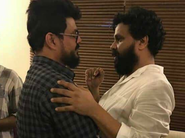 When Dileep Met Nadhirshah