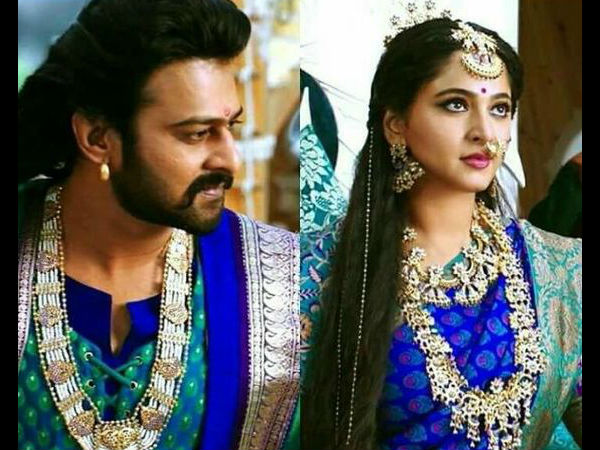 Prabhas Reveals All About His Real Equation With Anushka Shetty
