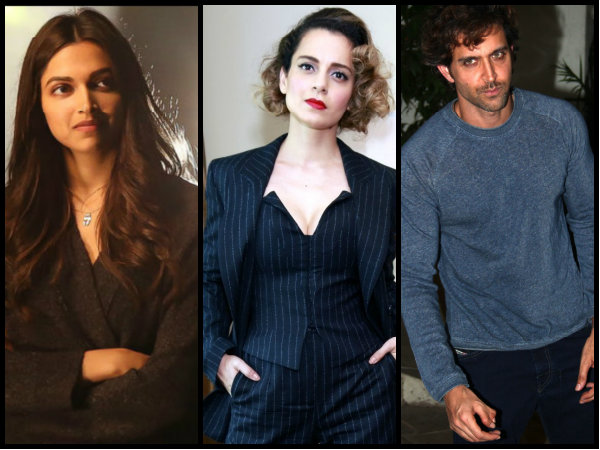 Kangana's E-mail To Hrithik About Deepika