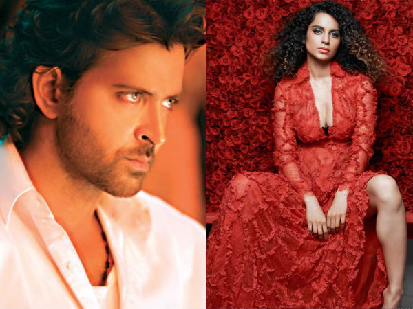 Kangana On Being Silent In Front Of Hrithik