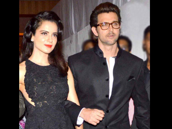Kangana To Hrithik: I Will Mail You
