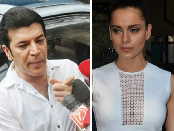 Aditya Pancholi Files Defamation Case Against Kangana Ranaut!