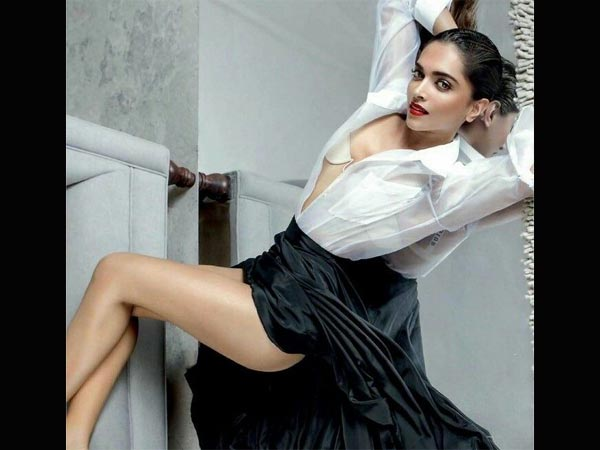 Deepika Padukone To Join Anushka Sharma & Katrina Kaif In SRK's Dwarf Movie?