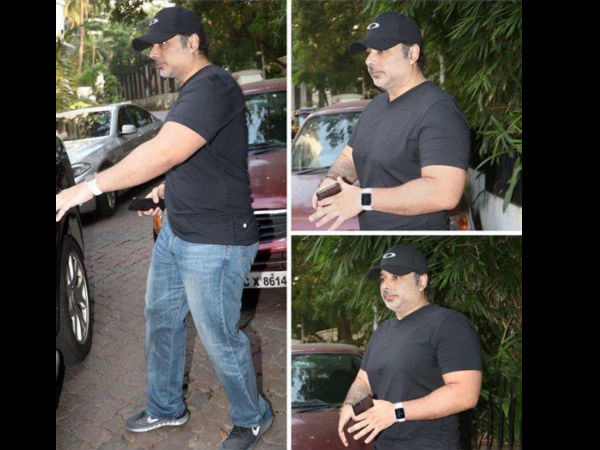 Dhoom actor Uday Chopra looks unidentifiable in these latest pics