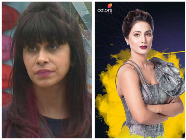Hina Khan Comments On Kishwer Merchant