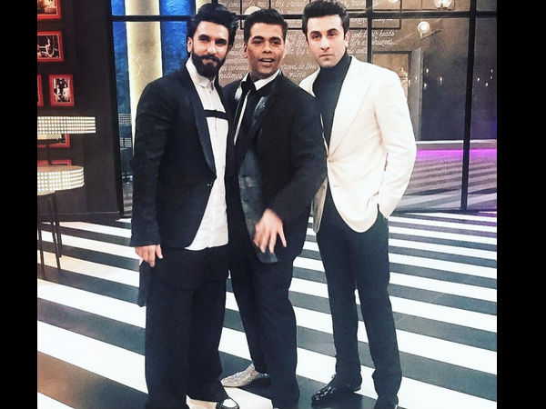When Ranveer & Ranbir Appeared On A Chat Show