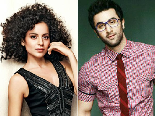 Kangana Was Wooed By Ranbir Kapoor
