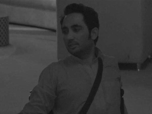 Vikas Gupta flees from Bigg Boss house, only to be brought back!!