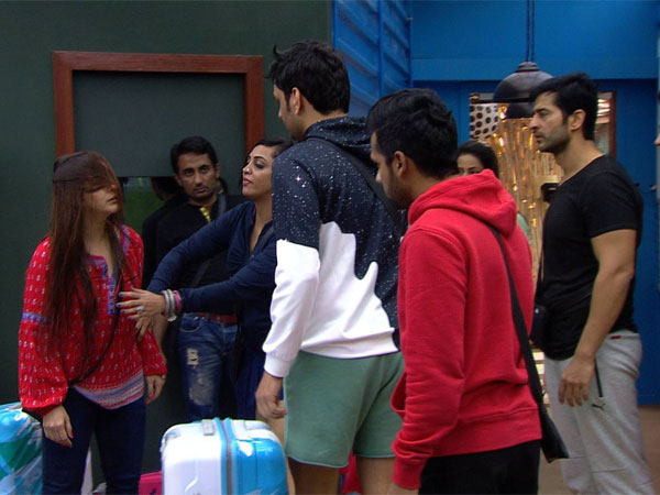 Shilpa & Vikas' Fight Takes Ugly Turn