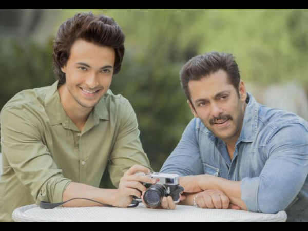 'Congrats Aayush Sharma': Salman Khan wishes luck to brother-in-law for film debut
