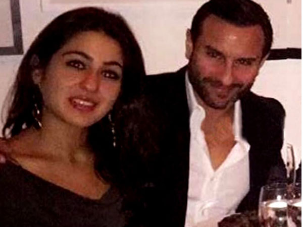 Is She Throwing Tantrums On The Sets? Dad Saif Answers