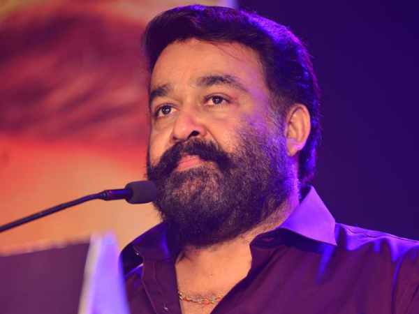 Mohanlal's Next Project Is A Thriller