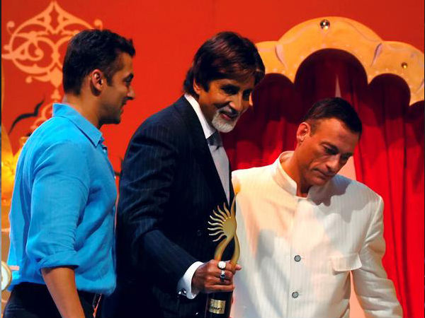 Big B On Salman's Popularity: It's A Great Feeling