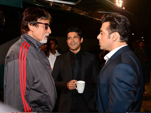 Big B Has Also Always Praised Salman