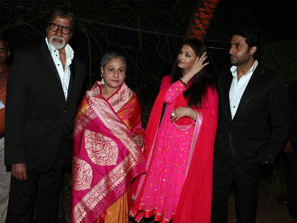 Amitabh Put An End To Aishwarya Rai's Plans Without Telling Her