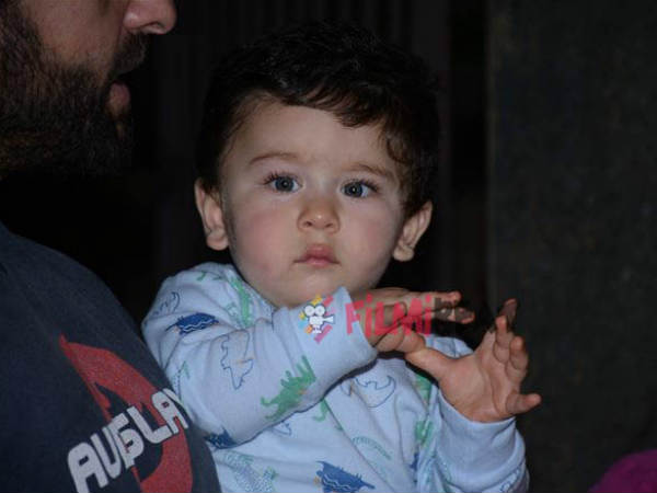When Inaaya's Cousin Taimur Paid Her A Visit