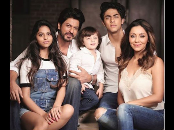 SRK On Sending Aryan-Suhana To Abroad For Studies