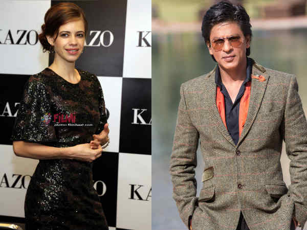 Her Favourite Khan Is Shahrukh Khan