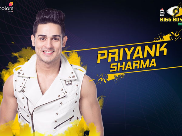 Priyank Says He Stood For What Was Right