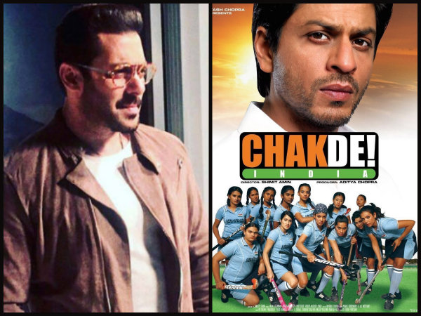 Other Films Of SRK, Rejected By Salman