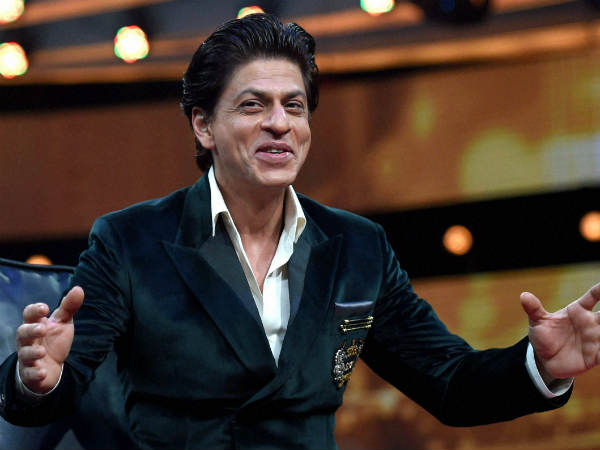 I Have Never Done Anything For The Love Of Money: Shahrukh