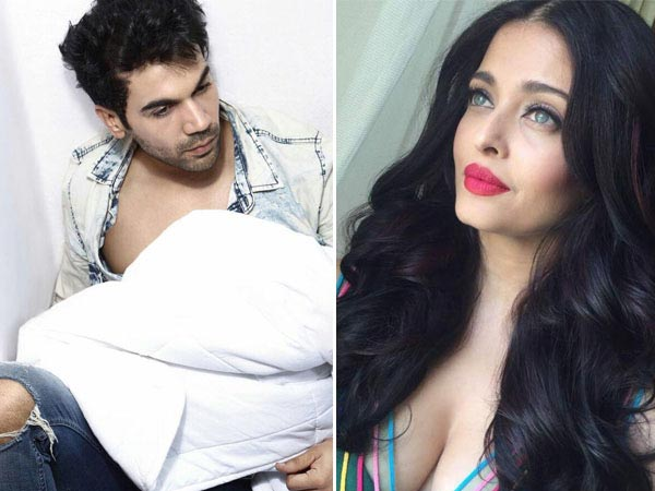 OMG! Aishwarya Rai Bachchan Might Feel IRRITATED As An 'OBSESSED' Rajkummar Rao Keeps Calling Her