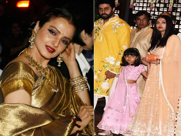 GOOD SANSKARS! What Aishwarya Rai Bachchan Told Aaradhya When They Met Rekha At A Party!