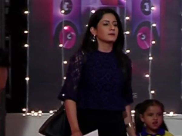 Avni Is Mishti's Caretaker