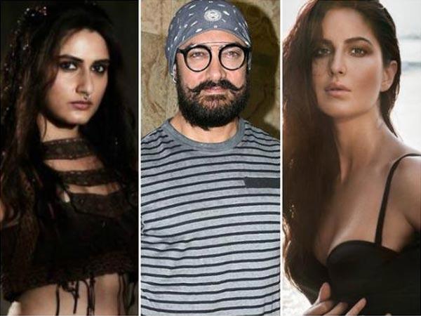 SO UNFAIR! Katrina Kaif SHOCKED To Hear Aamir Khan's Comment Favouring Fatima Sana Sheikh Not Her