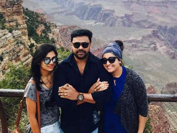 Cinema Daddy Kavya Madhavan Latest Stills: Meenakshi Dileep's New Video Goes Viral