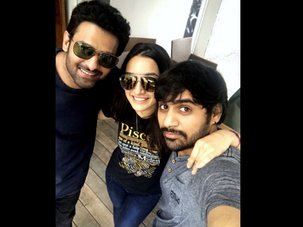 Here's how Saaho actor Prabhas celebrated his birthday