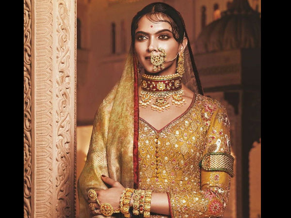 Padmavati's First Song To Be Out, Tomorrow