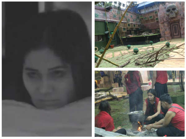 Bigg Boss Is A Haunted House!